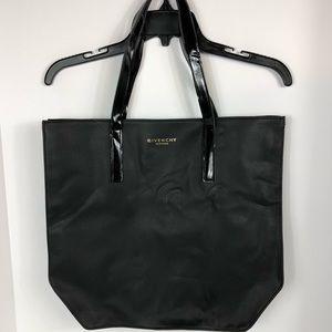 Givenchy Parfums Black Tote Bag Purse